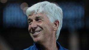 Гасперини: Мечтая да отстраним ПСЖ и да играем в полуфиналите на ШЛ
