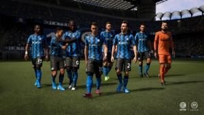 Милан и Интер смениха PES с FIFA, Рома последва съдбата на Юве