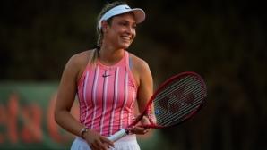 Дона Векич спечели първия официален мач в пандемията