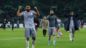 Гаел Клиши се надява на сблъсък с Юнайтед