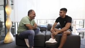 """Феран Торес: Изминаха седмици преди Парехо да ме поздравява с """"Добро утро"""""""