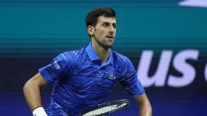 Джокович все още не е решил окончателно за US Open