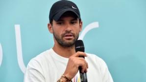 Григор Димитров ще е 14-и поставен в US Open, ако играе