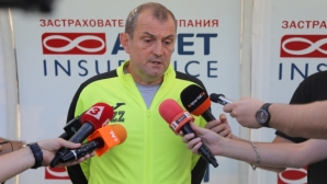 Загорчич поиска нови футболисти в Славия (видео)