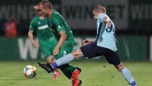 Защитник на ЦСКА-София може да облече екипа на Олимпия