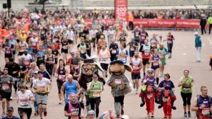 Само елитни бегачи в маратона на Лондон