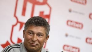 Преди 15 г. Балъков игра за последно в официален мач
