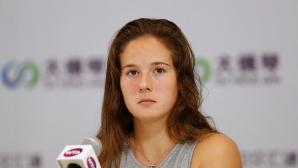 Тенисистка показа завидна колекция от фланелки на Барселона