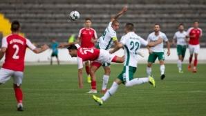Радост в Габрово - Янтра се завърна с победа в професионалния футбол
