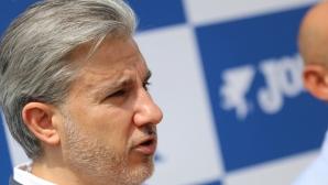 Павел Колев: Няма промяна във финансовото положение на клуба