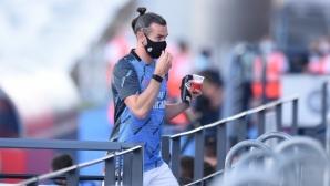 Калдерон: Бейл си губи времето в Реал