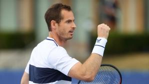 """Анди Мъри вече няма нужда от """"уайлд кард"""" за US Open"""