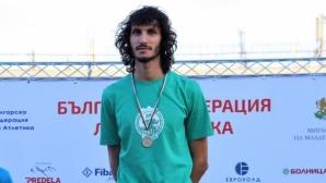 Тихомир Иванов с поредна шампионска титла в скока на височина