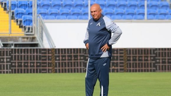 Петима юноши тренираха с първия отбор на Левски