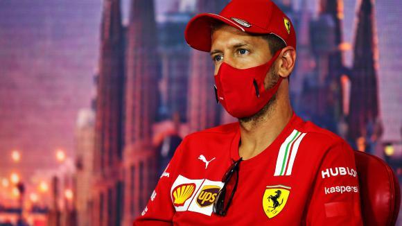 Фетел възнамерява да завърши сезона с Ферари