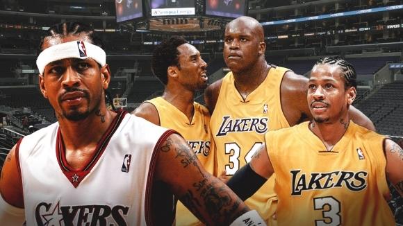 Алън Айвърсън критикува суперотборите в НБА