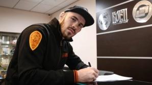 UFC освободиха Роман Богатов след кошмарния дебют