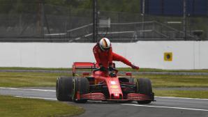 Ферари съгласни да сменят проблемното шаси на Фетел