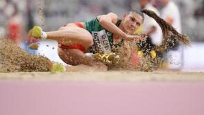 Габриела Петрова ще скача на Диамантената лига в Монако