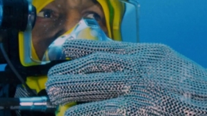 Уплашеният до смърт Майк Тайсън нокаутира акула (видео)