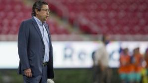 Чивас се разделя с треньора Тена