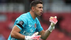 Резервният страж на Арсенал заплашва клуба с напускане