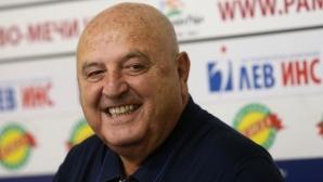 Венци Стефанов за жребия в ЛЕ, Киркор и Гарабед, двата ЦСКА и Крушарски