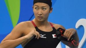 Голямата звезда на японското плуване се завръща след битка с левкемия