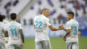 Шампионът Зенит не срещна трудности във Волгоград