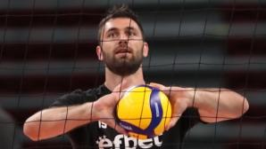 Цветан Соколов е волейболният Меси
