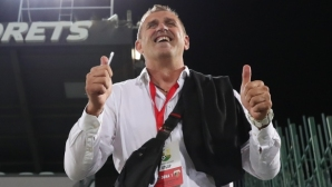 Акрапович за футболиста от ПСЖ: Помоли да му дам шанс