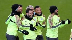 Бернардо Силва: Задачата ни в ШЛ не е по-лесна след отпадането на Реал и Ливърпул