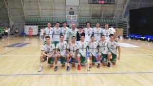 Феноменален мач на Пищиков и Балкан е шампион при момчетата U16