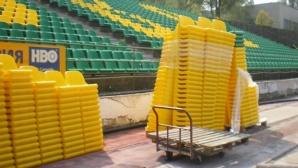 """Започва голям ремонт на спортния комплекс """"Осогово"""""""