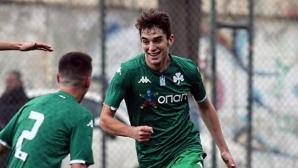 Ливърпул и Ювентус влизат в трансферна битка за талант на Панатинайкос