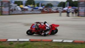 Силно българско участие в шампионата на Румъния по мотоциклетизъм