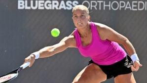 Шелби Роджърс отстрани Серина Уилямс на четвъртфиналите в Лексингтън