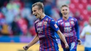 Младоци донесоха втора победа на ЦСКА М (видео)