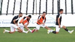 Славия замина за Албания с 21 футболисти (видео)