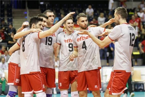 Съперниците на България в Лигата на нациите