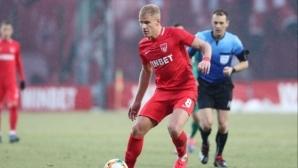 Официално: Шампионът на Латвия отмъкна трансферна цел на Левски