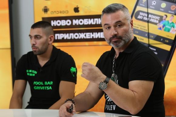 Ивайло Гоцев заплаши Антъни Джошуа със съд
