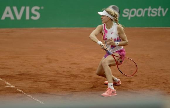 Джини Бушар с първи полуфинал от 2018 година