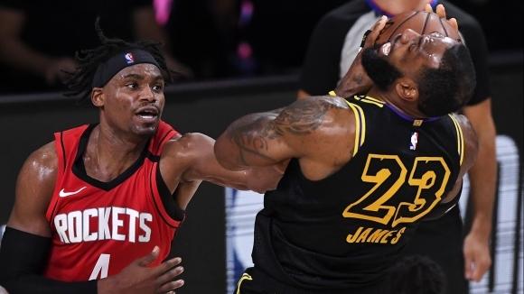 """НБА изрита провинилия се играч на Хюстън от """"балона"""" в Орландо"""