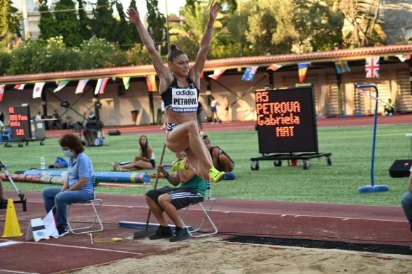 Габриела Петрова с победа в Гърция