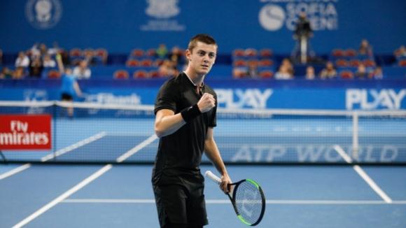 """Лазаров отпадна във финалния кръг на квалификациите на """"Чалънджър"""" в Румъния"""