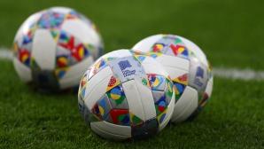 Дъжд от голове в Лигата на нациите - крайни резултати и голмайстори