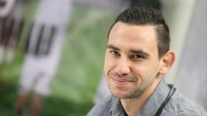 Звезда на Славия: Преди мач правя хиляди неща от суеверие, още съжалявам за мача в Албания (видео)