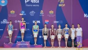 Биляна Везирска спечели титлата в многобоя при жените на Държавното, категория А