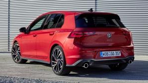 Новият Volkswagen Golf в GTI версия е вече тук и чака да си го поръчаш